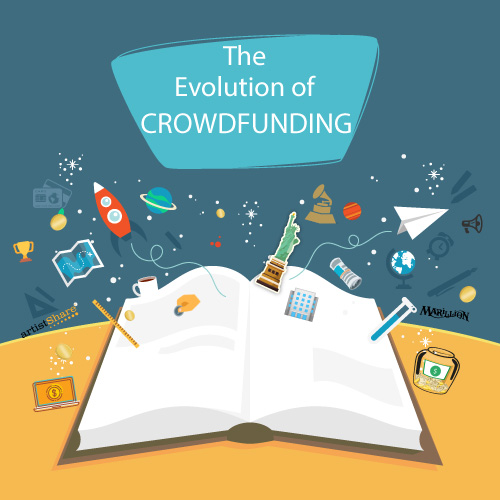 The Evolution of Crowdfunding